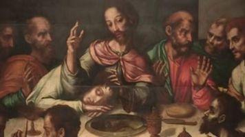 """El Museo del Prado presenta nueva exposici�n """"El divino Morales"""""""
