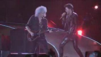 "Queen cierra en Chile su gira ""Don't stop me now"""