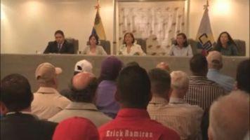 Partidos oficialistas venezolanos acuerdan con el CNE reconocer resultados de elecciones