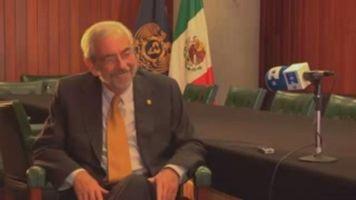 Enrique Graue Wiechers, el nuevo rector de la UNAM que llega a moderniza