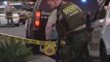 La polic�a identifica a una pareja como autores del tiroteo