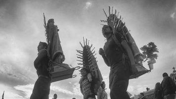 Peregrinaci�n a la Bas�lica de Guadalupe 2015