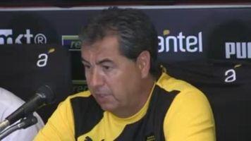 """Jorge """"El Polilla"""" da Silva, nuevo t�cnico del Pe�arol"""