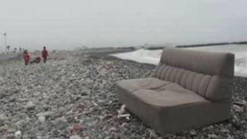 La playa de Carpayo en Per�, la m�s sucia de Latinoam�rica