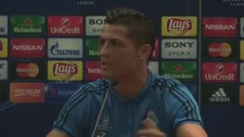 Roma-Real Madrid: El enfado de Cristiano, la mesura de Spalletti y la ilusi�n de Zidane