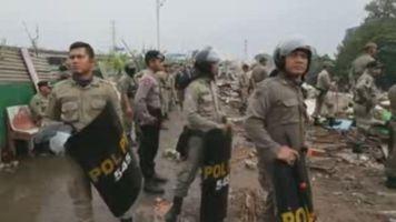 Indonesia despliega miles de polic�as