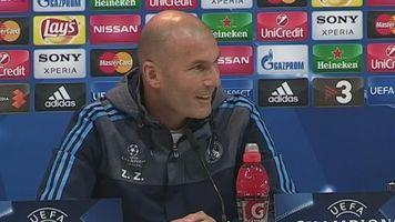 """Zidane: """"Jugar al f�tbol es lo m�s importante"""""""