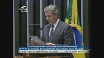 La mitad del senado de Brasil dice s� a procesar a Rousseff