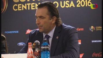 Pizzi: estamos felices de llegar nuevamentre a la final