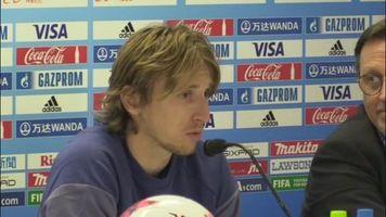 """Modric: El arbitraje por vídeo """"no me gusta, no es fútbol"""""""