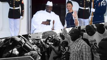 Gambia saca a dictador y recupera su democracia