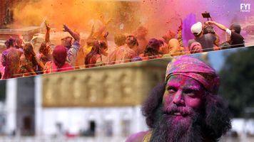 El Festival Holi rinde tributo a la diversidad