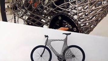 La bicicleta del hombre araña